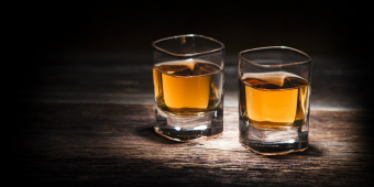 This Alcoholic Shot Chases Bloat Away