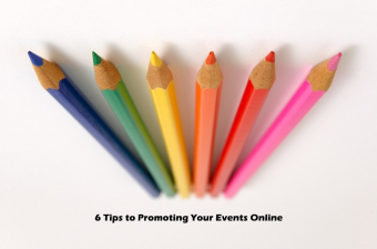 6 Tips to Promote Your Event Online