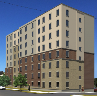 New Affordable Housing Development