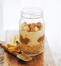 RECIPE: Breakfast in a Jar