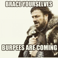 Training Tips: How to Better Your Burpee