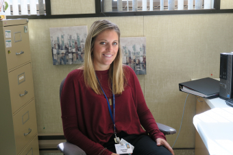 Employee - Meet Alyssa Dagg