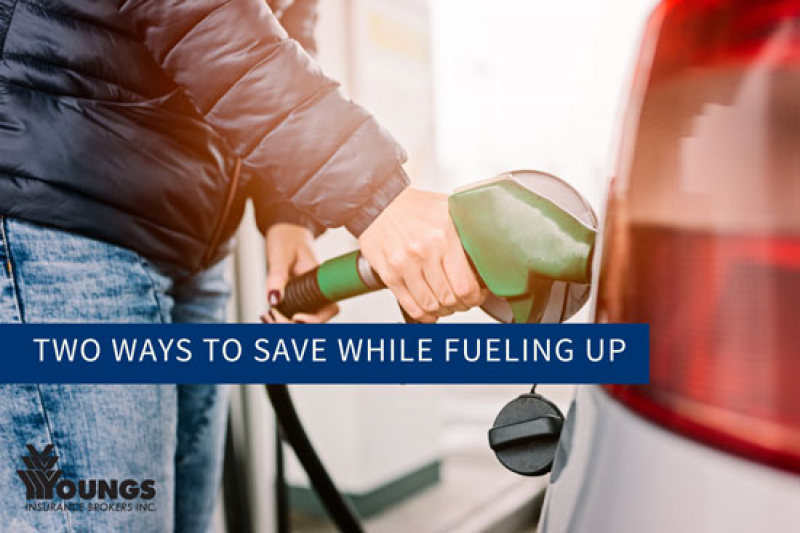 Two Ways to Save While Fueling up Your Vehicle