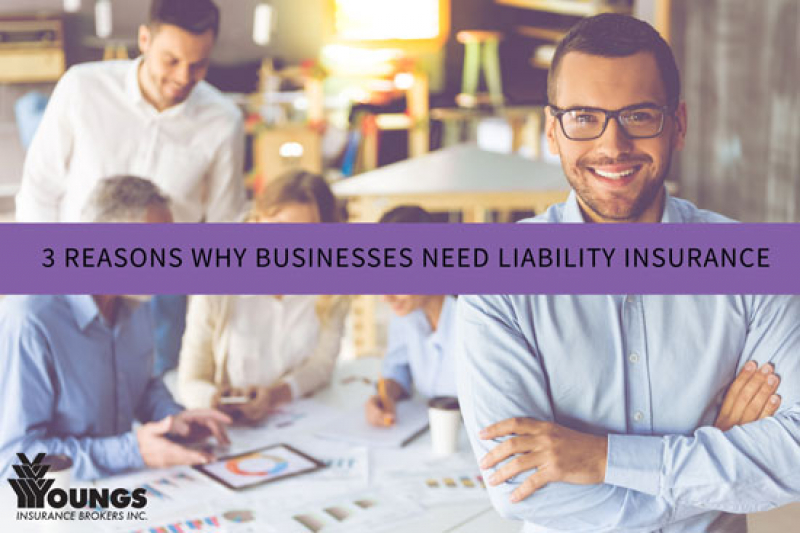 3 Reasons Why Businesses Need Liability Insurance