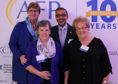 Niagara Health Auxiliaries, Foundation CEO recognized at awards