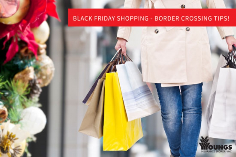 Black Friday Shopping - Border Crossing Tips!