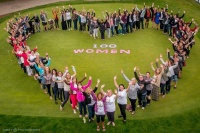 Prairie Mall Dental Clinic Supporting 100 Women Who Care