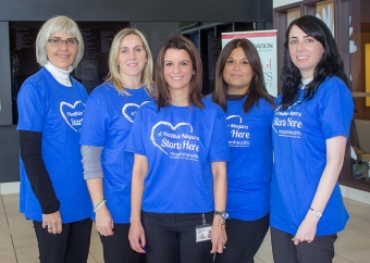 Niagara Health employees raise $78,714 for United Way