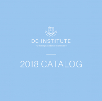 DC Institute 2018 Catalog
