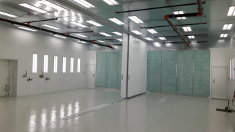 Fleet Canada Completes New Paint Booth