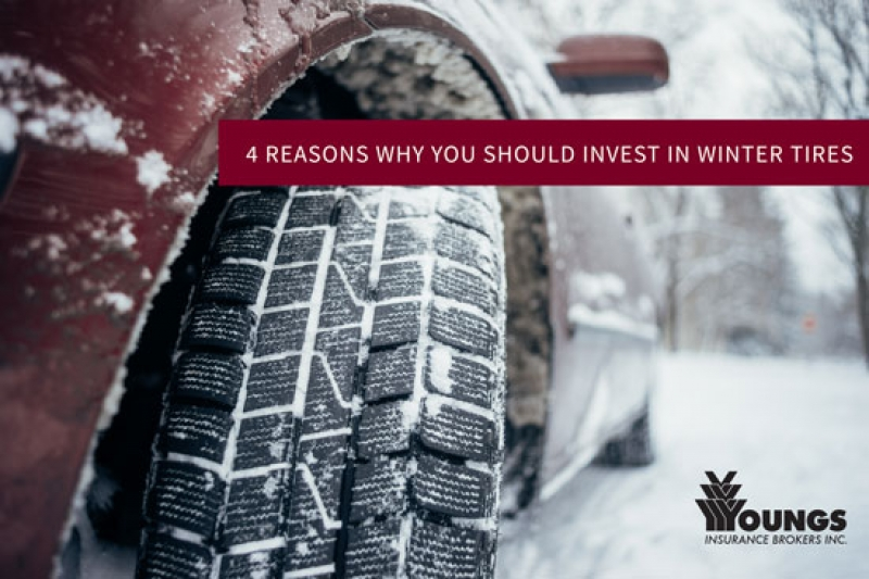 4 Reasons Why You Should Invest in Winter Tires