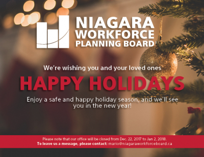 Happy Holidays from NWPB!