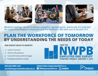 COMING SOON: NWPB's Employer One survey opens January 2, 2018