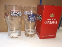RECALL: Molson Limited Edition NHL Beer Glass