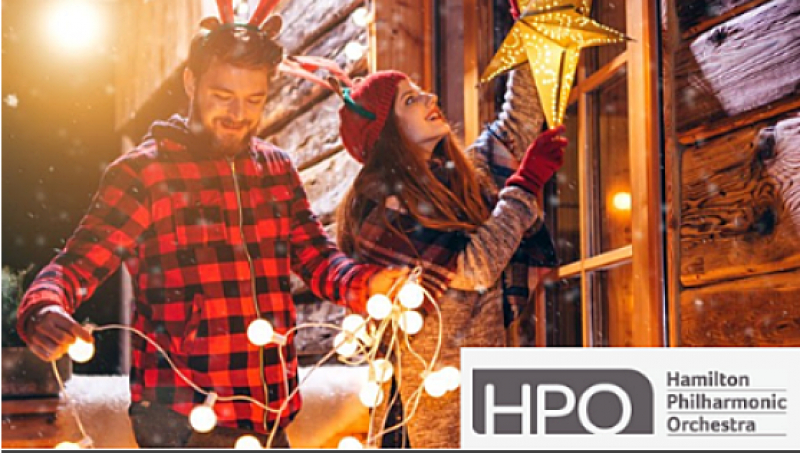 Giving Back | HPO's Home for the Holidays