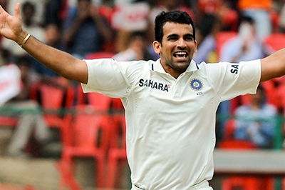Zaheer Khan is all about precision, perfection, and looking great