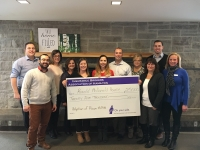IBAH Donates $25,000 to Ronald McDonald House
