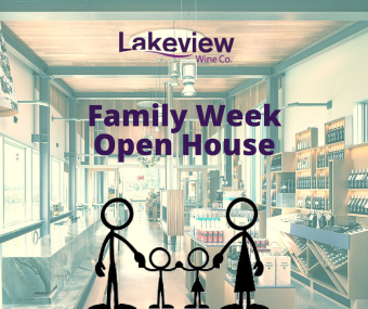 Family Week Open House
