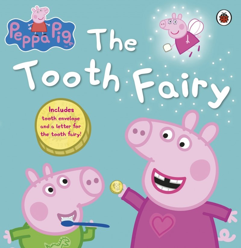 Book Feature: Peppa Pig: The Tooth Fairy