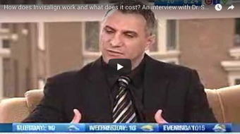Video - How does Invisalign work & what does it cost? An interview with Dr. Sam Daher