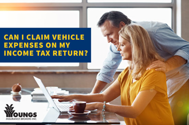 Can I Claim Vehicle Expenses on My Income Tax Return?