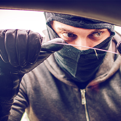 Five Brilliant Ways To Prevent Car Theft