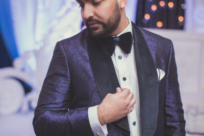 Gary Chahal marries his beautiful bride in style and sophistication