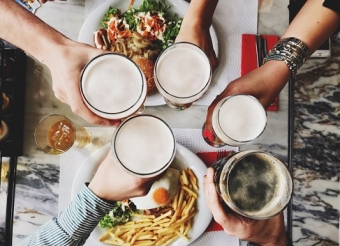 Our Favourite Beer + Food Pairings