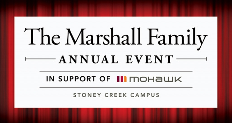 Annual Marshall Benefit | May 5, 2018