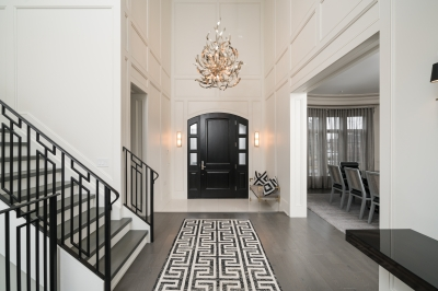 Dream entry way - A Toronto luxury home