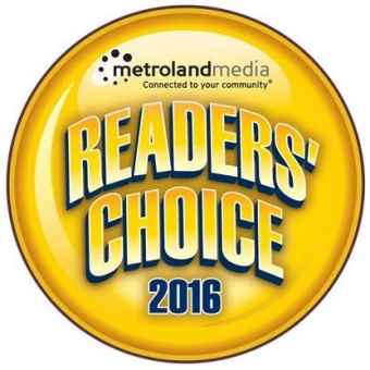 The Richmond Hill Liberal's 2016 Readers' Choice Award winner for Best Real Estate Team
