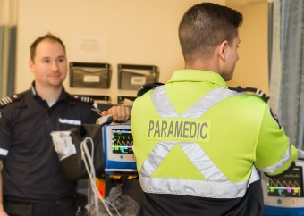 How we are partnering with paramedics