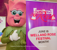 Announcing Our Partnership with the Welland Rose Fesitval