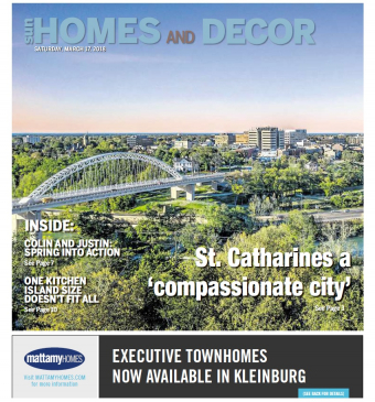 St.Catharines In The News: Top 10 in Real Estate Investment, Quality of Life
