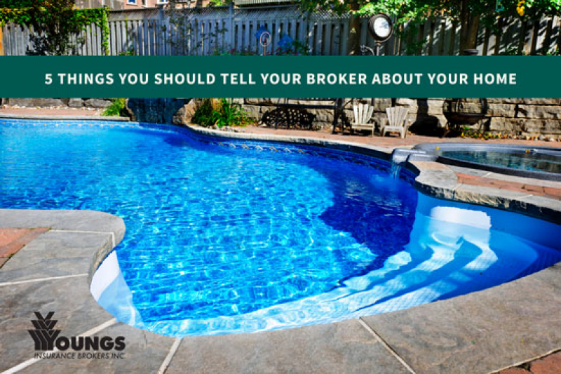 5 Things You Should Tell Your Broker About Your Home