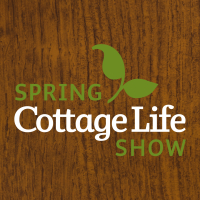 Luxyclad Siding at the Spring Cottage Life Show