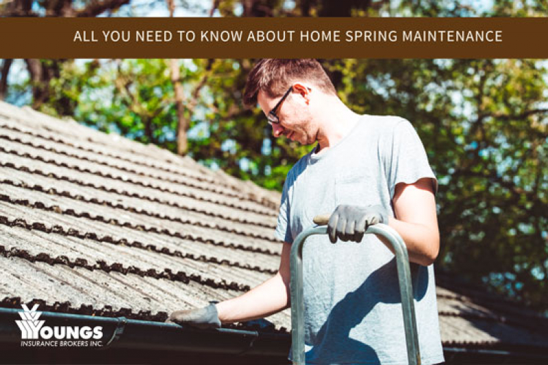 All You Need To Know About Home Spring Maintenance