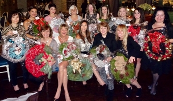 Celebrating the Season ~ Our 2017 Lorne Park Dental holiday party