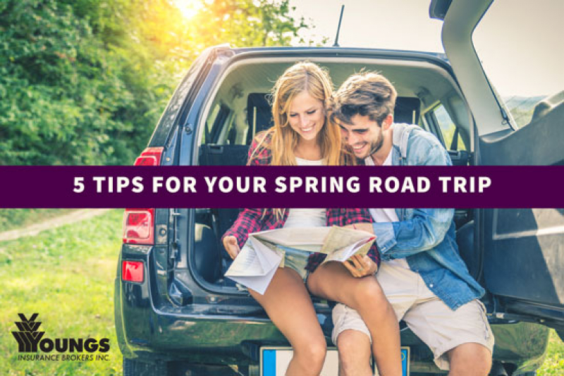5 Tips for Your Spring Road Trip