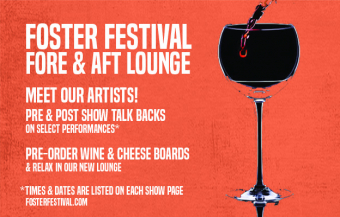 Introducing Our New Fore & Aft Lounge with Artist Talk Backs!