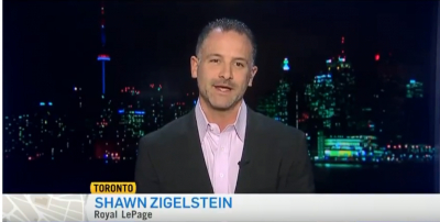 CTV News Channel Features Shawn Zigelstein on 'Ask the Agents'