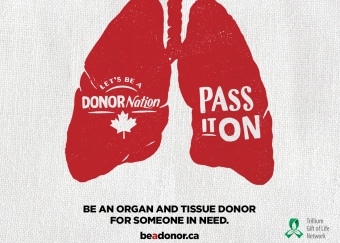Be a Donor Month: How you can help save lives