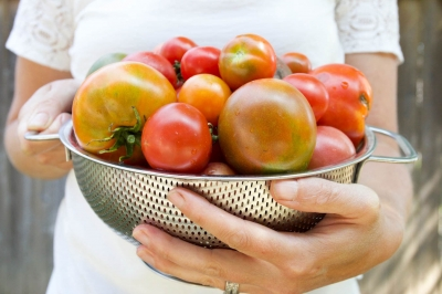 Weekend Project: The easiest way to preserve tomatoes