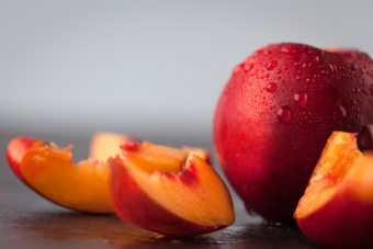Nothing Fuzzy about Nectarines: They're Good for You