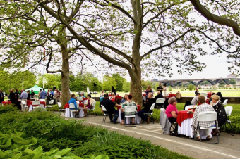 Niagara Parks pop-up dinners feature local tastes and sights