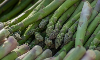 I'll pay the extra 50 cents for Ontario asparagus, thank you