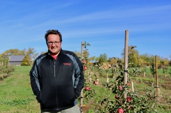 Grape Expectations: Meet fruit scout Michael Kauzlaric