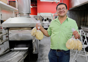 St. Catharines shop shells out fresh tortillas