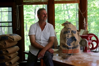 Sourdough svengali: John Graham of Park Road Bread