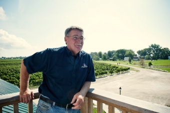 Getting to know grape growers: Gord Mitchell